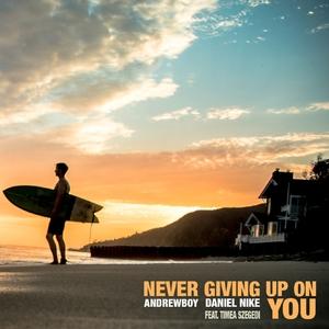 DANIEL NIKE ANDREWBOY - Never Giving Up On You (feat TAimea Szegedi)
