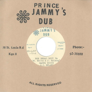JOHN SPLANG/WAYNE SMITH & PRINCE JAMMYS - She Broad Bout Ya