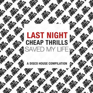 VARIOUS - Last Night Cheap Thrills Saved My Life (A Disco House Compilation)