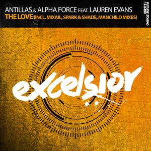 ANTILLAS & ALPHA FORCE FEAT LAUREN EVANS - The Love