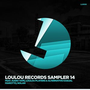LOULOU PLAYERS & ALTERNATIVE KASUAL/MAROTTO/NOLAN/AUDIO TAPE - Loulou Records Sampler Vol 14