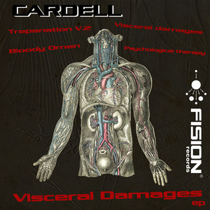 CARDELL - Visceral Damages EP