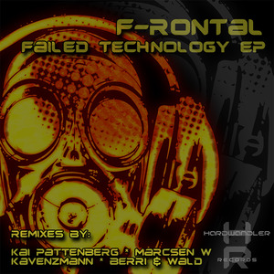 F-RONTAL - Technology EP