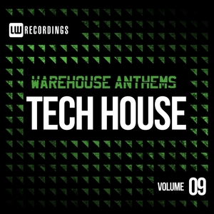 VARIOUS - Warehouse Anthems Tech House Vol 9