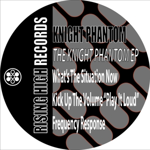 KNIGHT PHANTOM - Knight Phantom EP