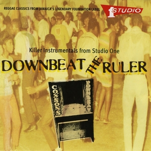 DUB SPECIALIST - Downbeat The Ruler Killer Instrumentals From Studio One