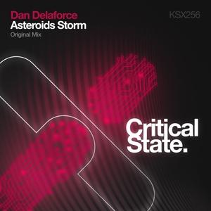 DAN DELAFORCE - Asteroids Storm