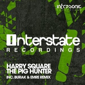 HARRY SQUARE - The Pig Hunter