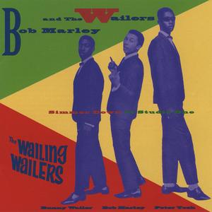 BOB MARLEY & THE WAILERS - Simmer Down At Studio One
