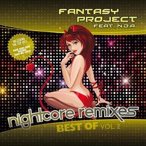 FANTASY PROJECT feat NDA - Nightcore Remixes: Best Of Vol 2