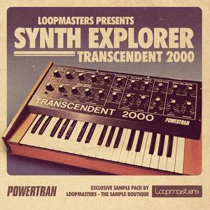 LOOPMASTERS - Synth Explorer: Transcendent 2000 (Sample Pack WAV/APPLE/LIVE/REASON)
