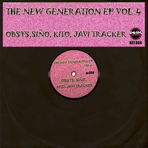 VARIOUS - The New Generation EP Vol 4