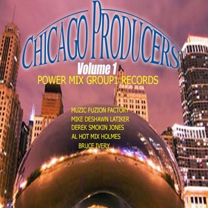 VARIOUS - Chicago Producers Vol 1