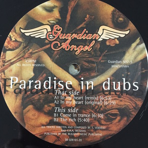 PARADISE IN DUBS - In My Heart