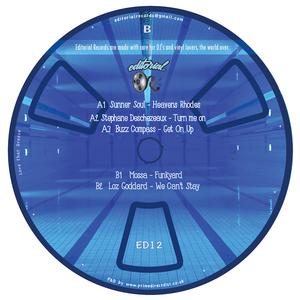 SUNNER SOUL/LOZ GODDARD/MOSSA/STEPHANE DESCHEZEAUX/BUZZ COMPASS - The Deep End