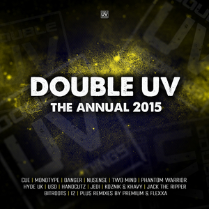VARIOUS - Double UV The Annual 2015