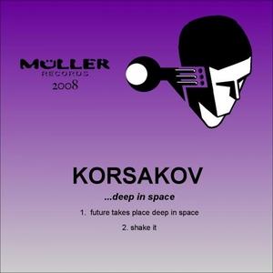 KORSAKOV - Deep In Space