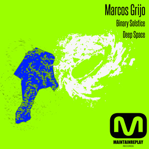 MARCOS GRIJO - Binary Space EP