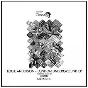 LOUIE ANDERSON - London Underground EP