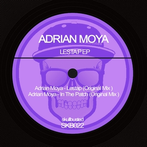 ADRIAN MOYA - Lestap EP