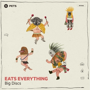 EATS EVERYTHING - Big Discs EP