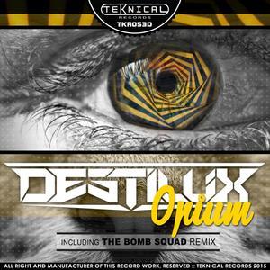 DESTILUX - Opium
