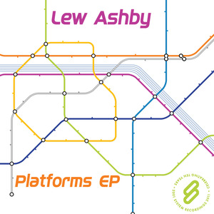LEW ASHBY - Platforms EP