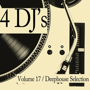 VARIOUS - 4 DJ's Vol 17