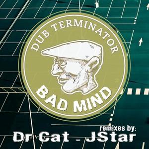 DUB TERMINATOR feat RAS TONE - Bad Mind (Remixes)