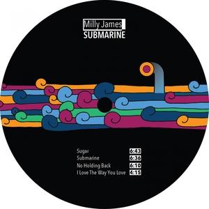 MILLY JAMES - Submarine