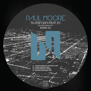 PAUL MOORE - Transformation EP