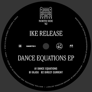 IKE RELEASE - Dance Equations