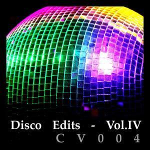 VARIOUS - Disco Edits Vol IV