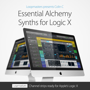 LOOPMASTERS - Essential Alchemy (Sample Pack LOGIC)