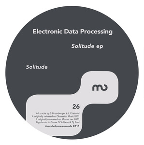 ELECTRONIC DATA PROCESSING - Solitude EP