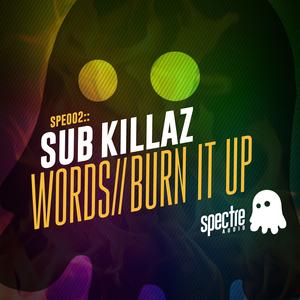 SUB KILLAZ - Words/Burn It Up
