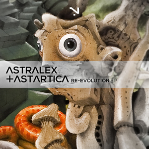 ASTRALEX/ASTARTICA - Re Evolution