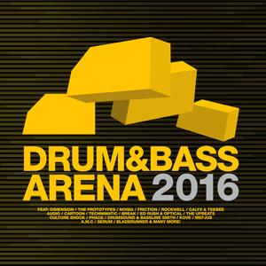 VARIOUS - Drum & Bass Arena 2016