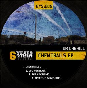 DR CHEKILL - Chemtrails EP
