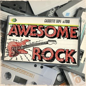 VARIOUS - Awesome Rock