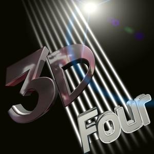 3D - Four