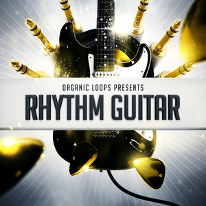 ORGANIC LOOPS - Rhythm Guitar (Sample Pack WAV/APPLE)