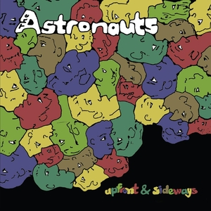 Upfront & Sideways by The Astronauts on MP3, WAV, FLAC ...