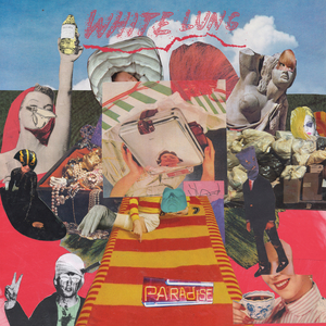 WHITE LUNG - Hungry