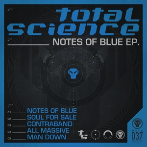 TOTAL SCIENCE - Notes Of Blue EP