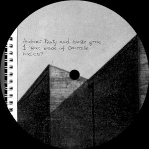 GATHASPAR/ALEK S/STEVEN COCK - One Year Made Of Concrete