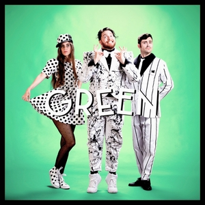 DIRTY HONKERS - Green EP