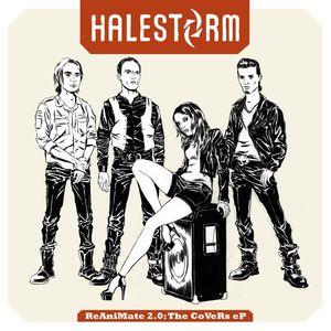 HALESTORM - Get Lucky