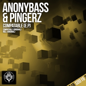 ANONYBASS/PINGERZ - Compatable EP