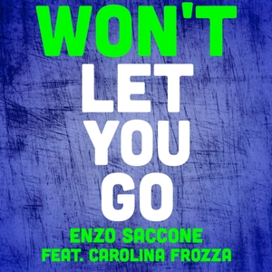 ENZO SACCONE feat CAROLINA FROZZA - Won't Let You Go